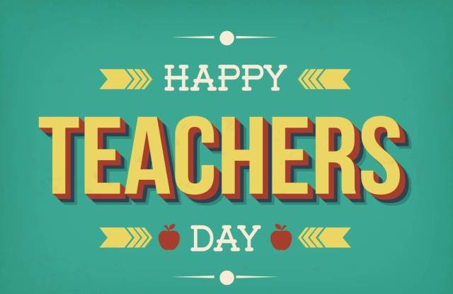 day sayings Happy Teacher Day