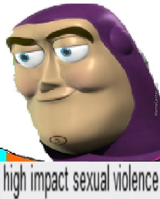 high impact sexual violence Dank meme