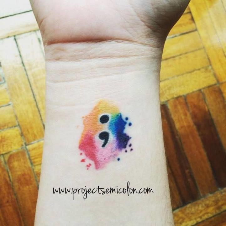 latest mental illness tattoos on arm for girls