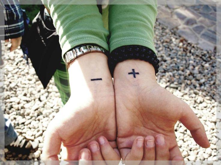 marvelous bipolar tattoos on arm for girls
