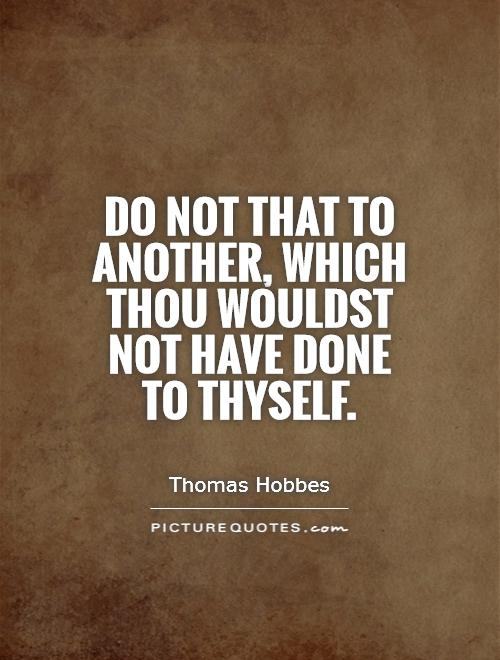 016 Thomas Hobbes Quotes