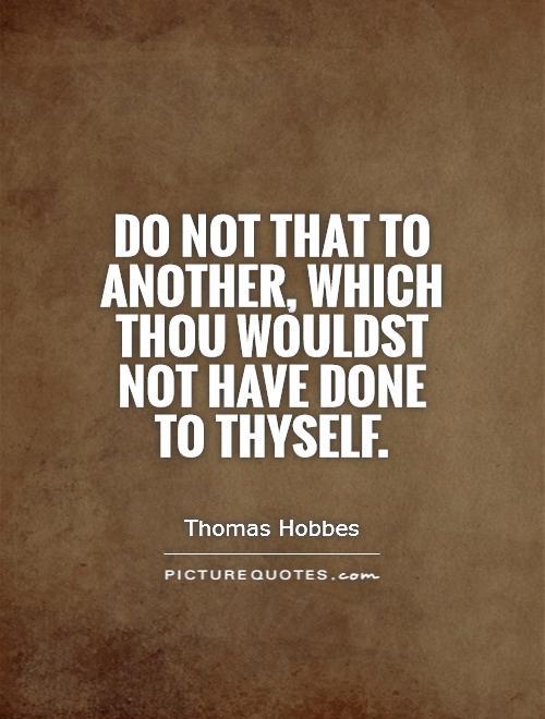 016 Thomas Hobbes Quotes