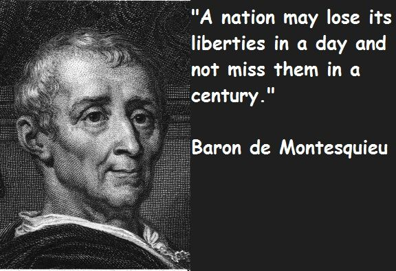 021 Montesquieu Quotes Sayings
