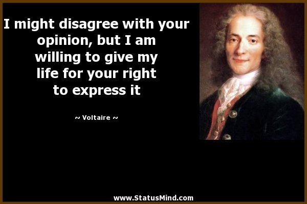 Voltaire Quotes and Sayings