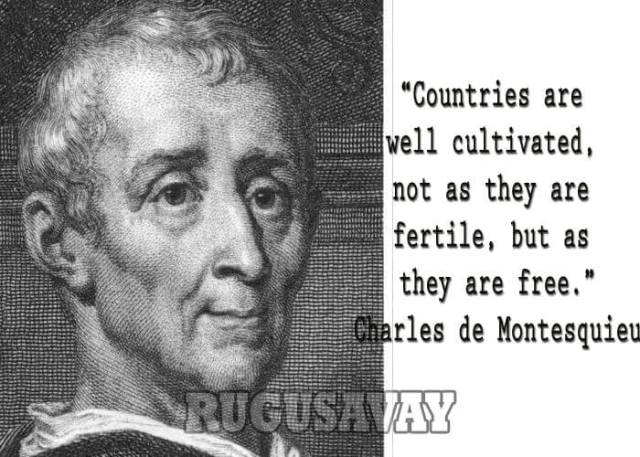 030 Montesquieu Quotes Sayings