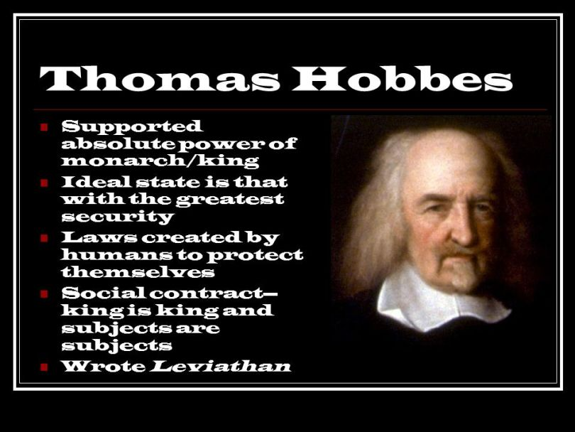 030 Thomas Hobbes Quotes