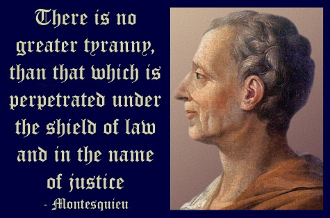 032 Montesquieu Quotes Sayings