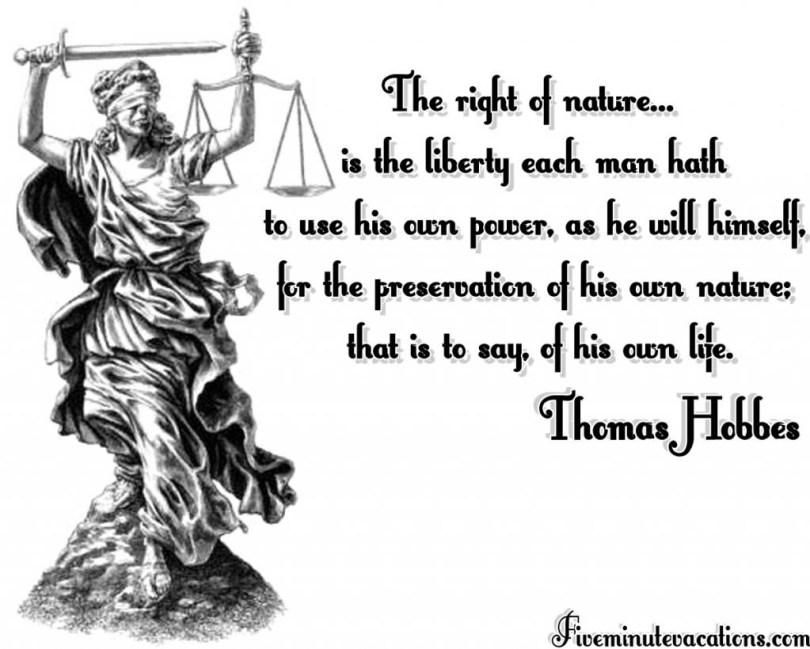 033 Thomas Hobbes Quotes
