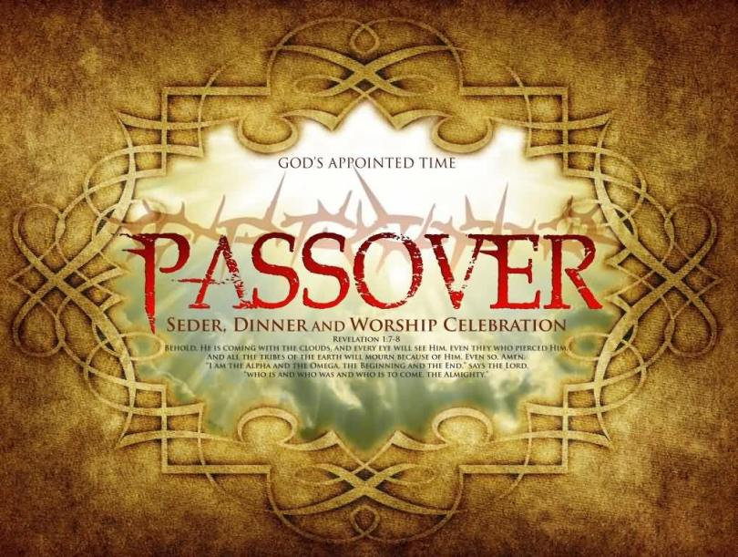 Amazing Happy Passover Wishes Wallpaper