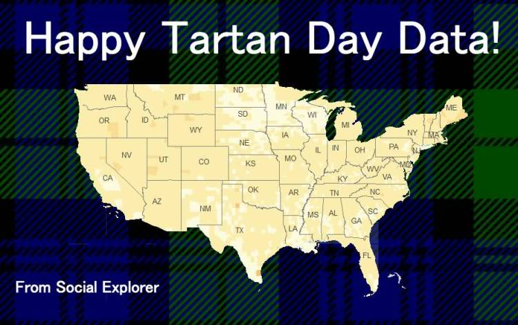 America Happy Tartan Day Wishes Images