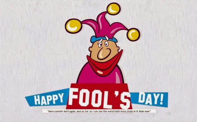 April Fools Day 519
