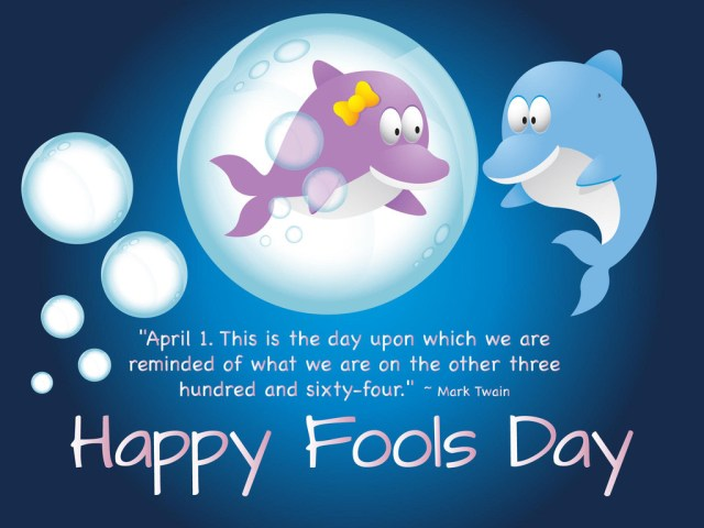 April Fools Day 534