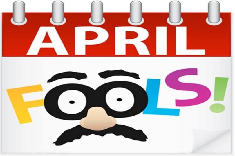 April Fools Day 537