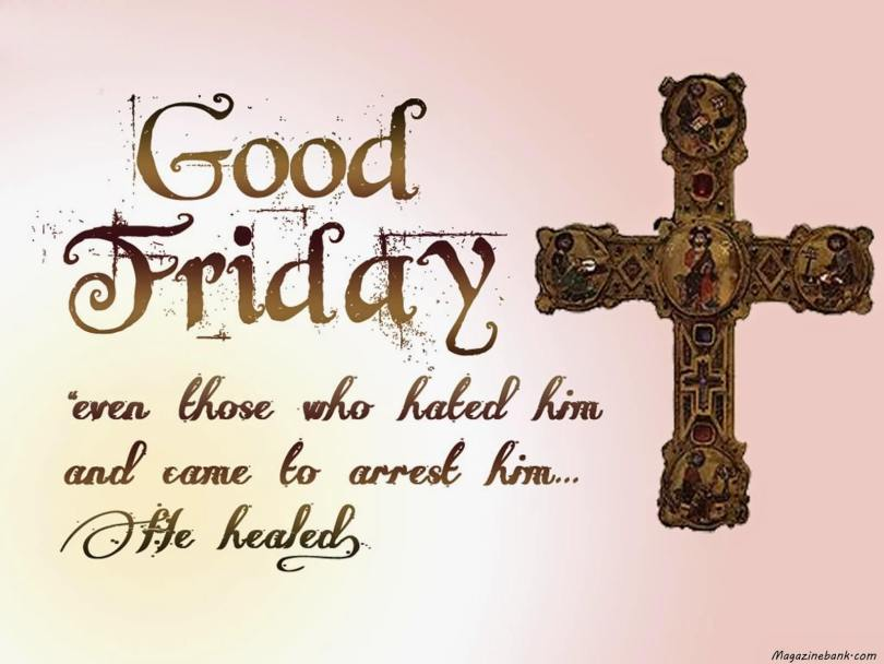 Beautiful Good Friday Wishes Message And Quotes Images