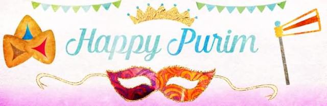 Best Wishes Purim Cover Images
