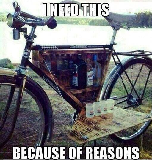 Bike Meme i need this because of reasons
