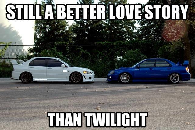 Car Memes Still a better love story than twilight