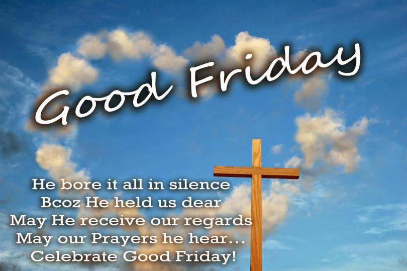 Celebrate Good Friday Wishes Quotes Images