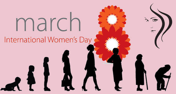 Celebrate Happy Women's Day
