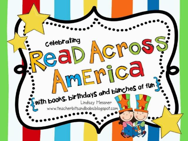 Celebrating Read Across America Day Wishes Image