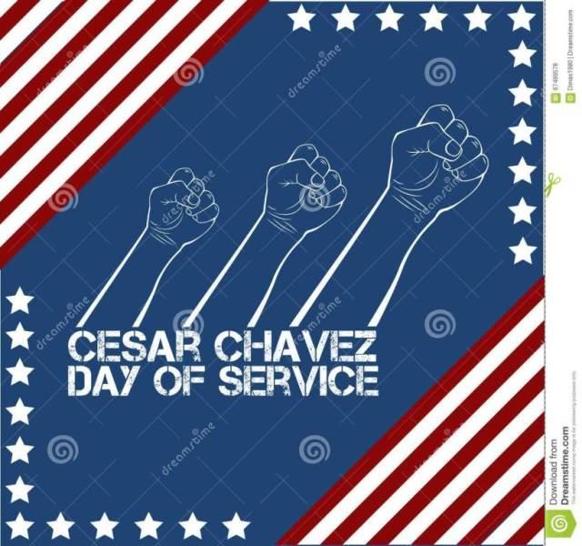 Cesar Chavez Day 57