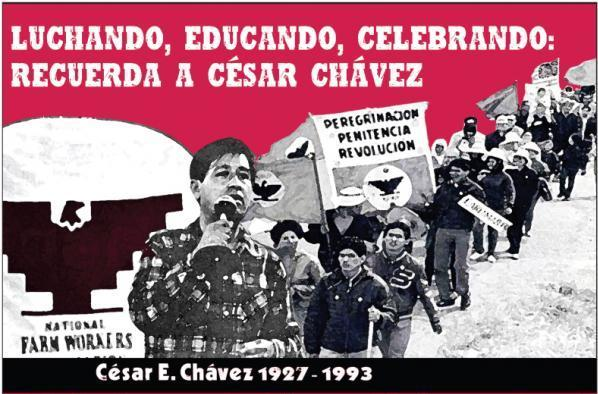 Cesar Chavez Day 76