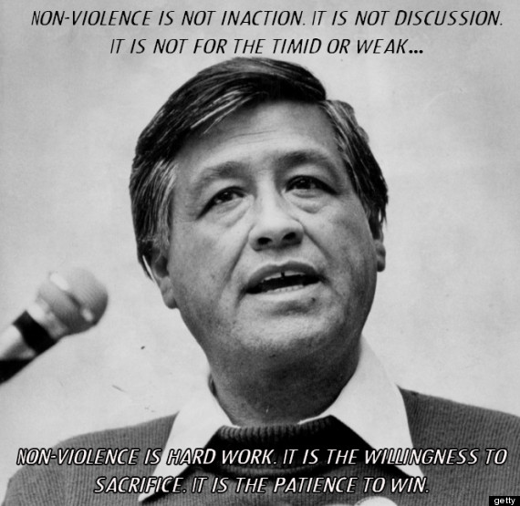 Cesar Chavez Quotes 62