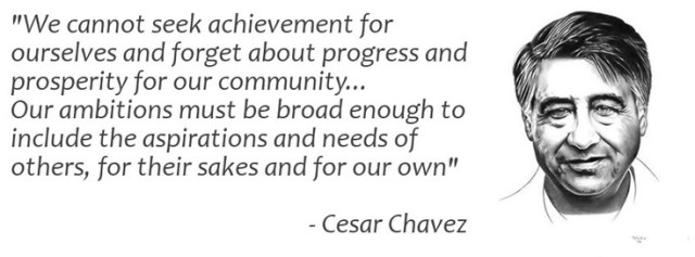 Cesar Chavez Quotes 72