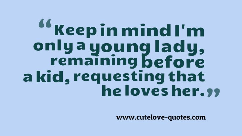 Charming Love Quotes For Him