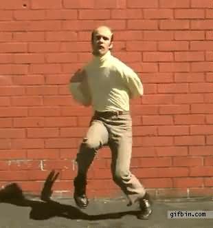 Dance Meme Funny man