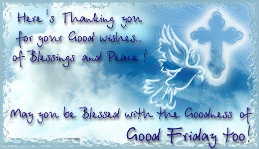 Good Wishes On Good Friday Quotes