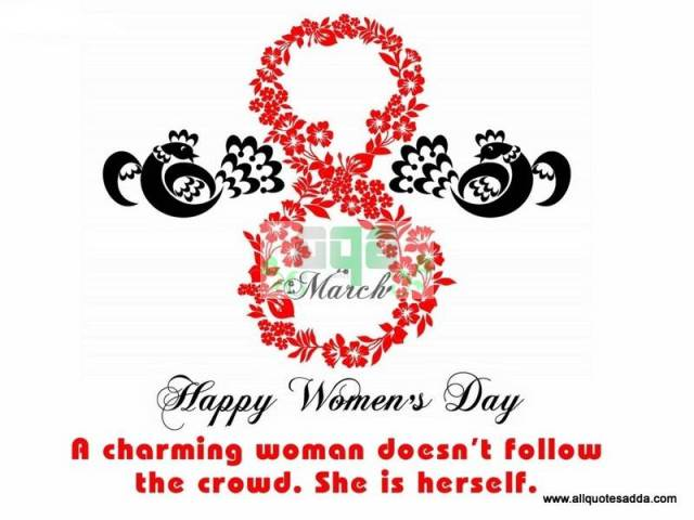 Great Women's Day Wishes Message Image