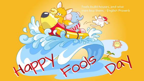 Happy April Fools Wishes Image10