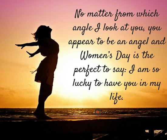 Happy International Women's Day Greetings Sayings