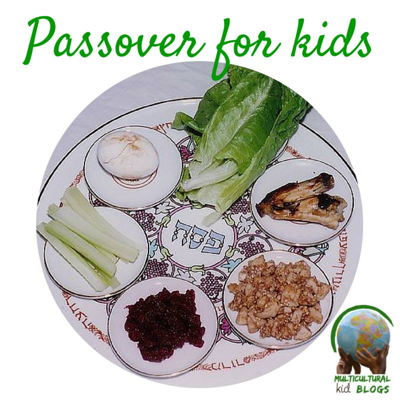 Happy Passover For Kid Image