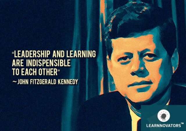 John F Kennedy Quotes Sayings 26