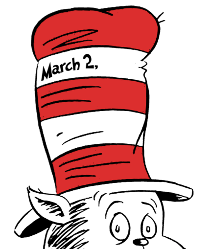 March 2 Dr. Seuss Birthday Wishes