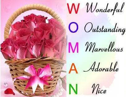 Marvelous Happy Women's Day Quotes