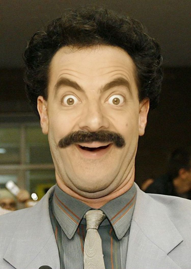 Mr Bean Funny Photoshop Images 36