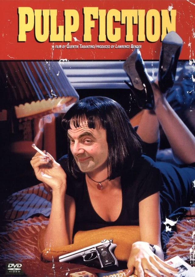 Mr Bean Funny Photoshop Images 46