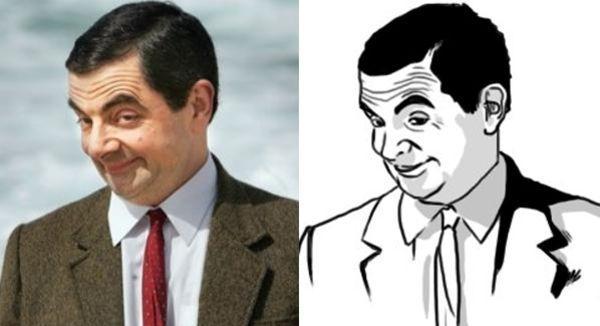 Mr Bean Meme Funny