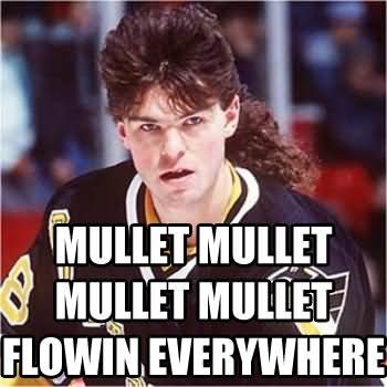Mullet Meme Mullet mullet mullet mullet flowin