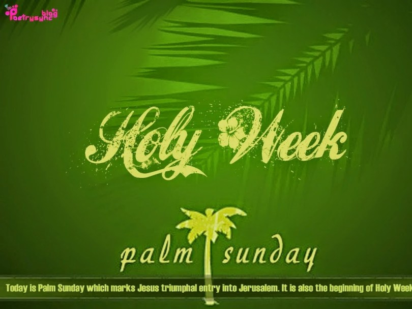 Palm Sunday Wishes 0123