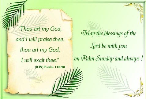 Palm Sunday Wishes Quotes 18