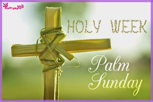 Palm Sunday Wishes Quotes 32