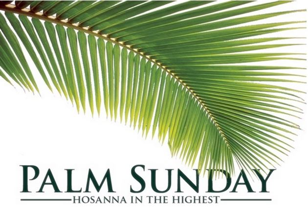 Palm Sunday Wishes Wallpaper 0110