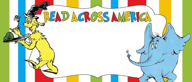 Read Across America Day Dr. Seuss Wishes Image
