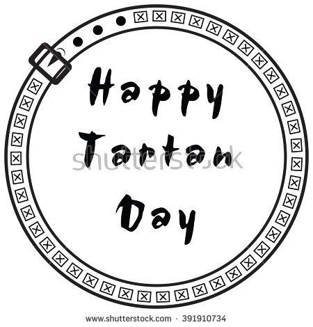 Tartan Day Message