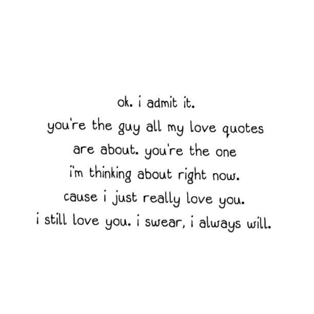 Terrific Love Quotes For Boy