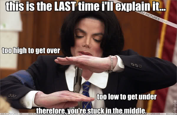 This is the last time i'll explain it Michael Jackson Meme